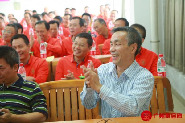华南农业大学83级某系毕业30周年聚会