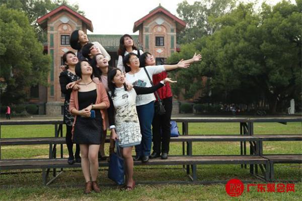 中山大学某班20周年聚会