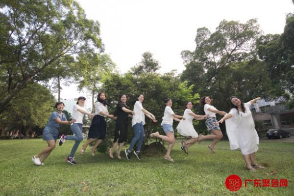 广州轻工物业某班16年聚会