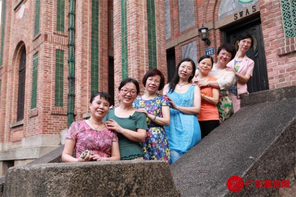 中山大学数力系毕业30周年广州聚会