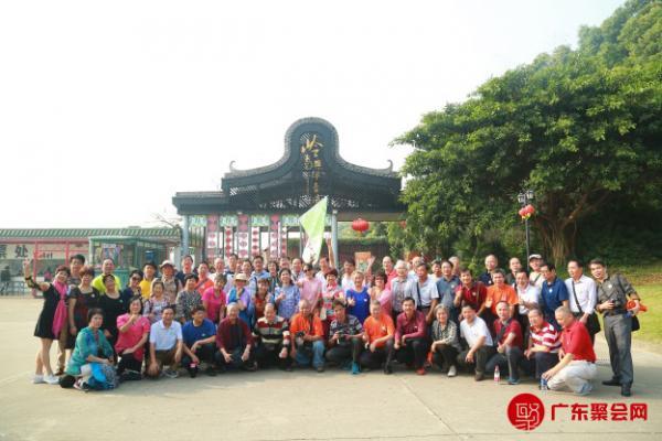 广西师大77数学系广州聚会