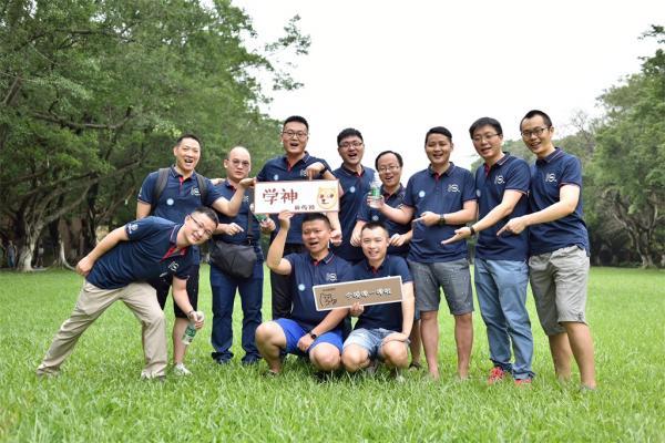 中大软件学院06研某班毕业10周年聚会