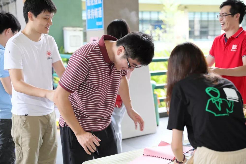 广东工业大学建筑设备班同学毕业10周年