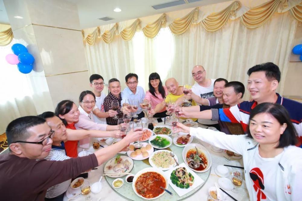 最美的期待 | 广东省医药学校86中药班毕业30周年聚会